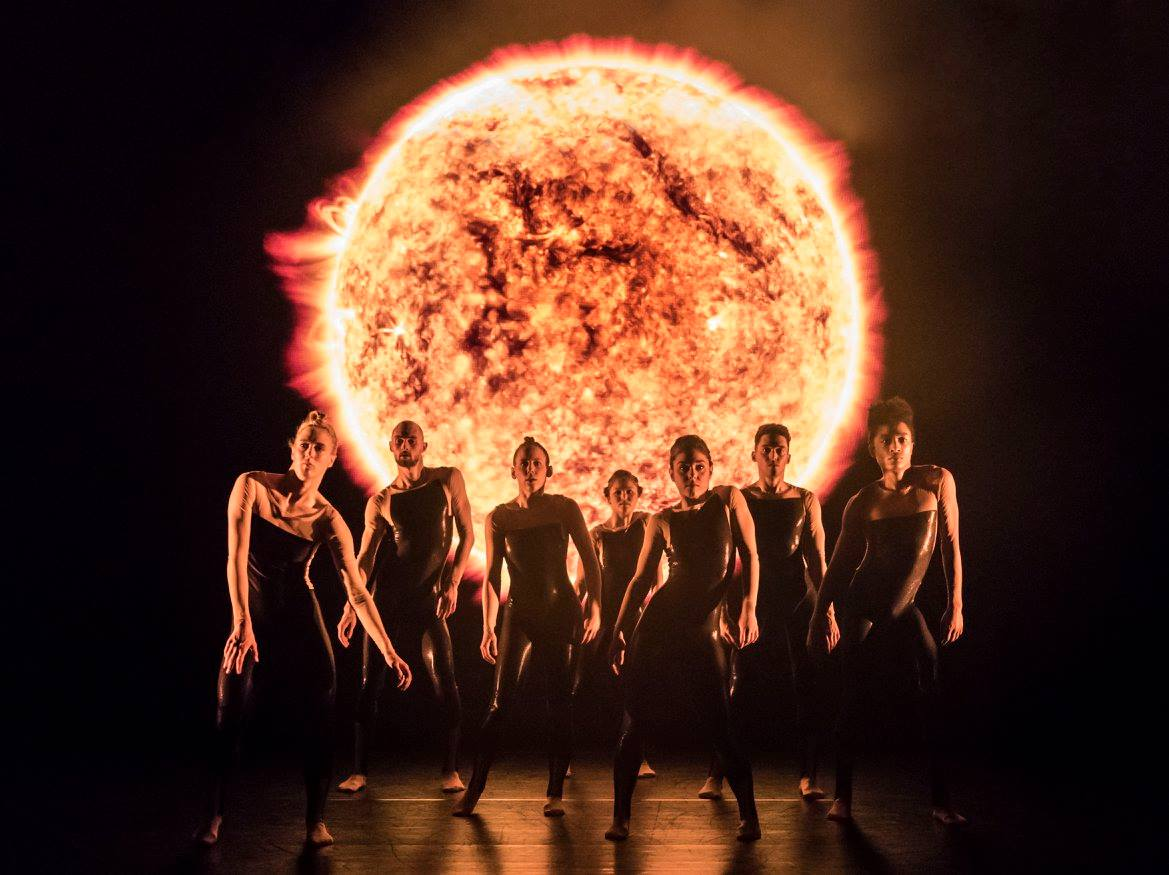 8 Minutes : Tal Rosner & The Alexander Whitley Dance Company at Sadlers Wells